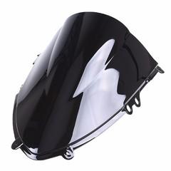 Ветровое стекло для мотоцикла Ducati 1199/1299/899 DoubleBubble Черное