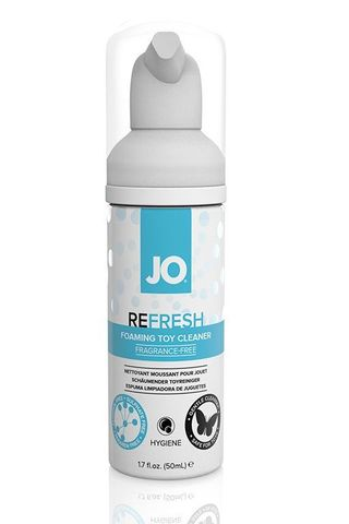 Чистящее средство для игрушек JO Unscented Anti-bacterial TOY CLEANER REFRESHER - 50 мл.