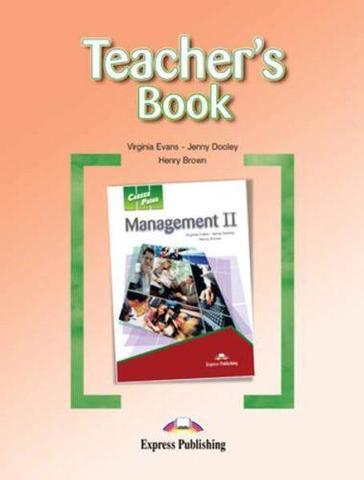 Management 2. Teacher's Book. Книга для учителя