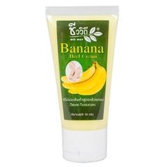 Банановый крем от трещин на пятках BIO WAY (Thailand)