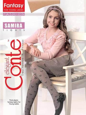 Колготки для девочек Samira Conte