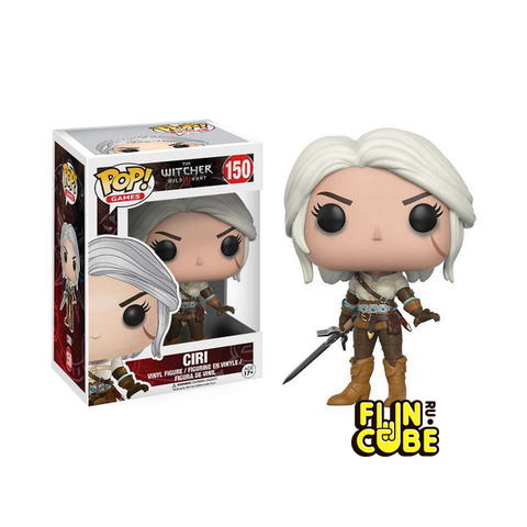 Funko Witcher Ciri (No.150)