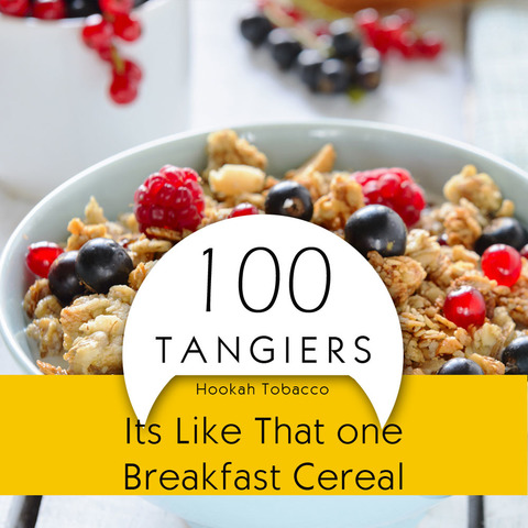 Табак Tangiers Noir Its Like That One Breakfast Cereal 100 г