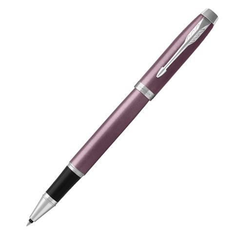 Parker IM Core - Light Purple CT, ручка-роллер, F, BL