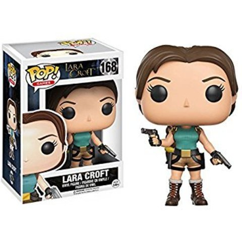 Lara Croft Funko Pop! Vinyl Figure || Лара Крофт