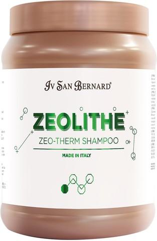 Шампунь Iv San Bernard Zeo-Therm, мягкая очистка, антиоксидантное действие, 1л