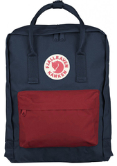 Рюкзак Fjallraven Kanken Classic Navy + Ox-Red