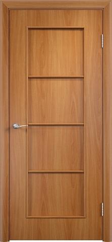 Дверь Верда С-8, цвет миланский орех, глухая