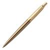 Шариковая ручка Parker Jotter Luxe K177 West End Gold Mblue (1953203) шариковая ручка parker jotter цвет красный 1005109
