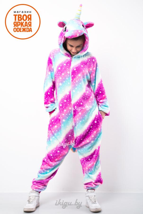 Пижамы кигуруми Волшебный Единорог (на молнии) volsh unicorn.jpg 483523fb60c4e