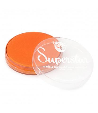 136 Аквагрим Superstar 45 гр перламутровый оранжевый