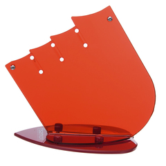 2890 FISSMAN Flamenco Подставка для ножей 17x10,5x17,5 см