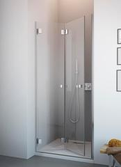 Душевая дверь Radaway Carena DWB 80R 80x195 см. правая, крепится справа, профиль хром, стекло прозрачное 34512-01-08NR