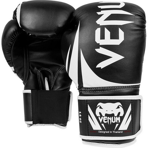 Перчатки для бокса Venum Challenger 2.0 Boxing Gloves - Black