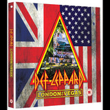 Def Leppard / London To Vegas (Limited Edition)(2DVD+4CD)