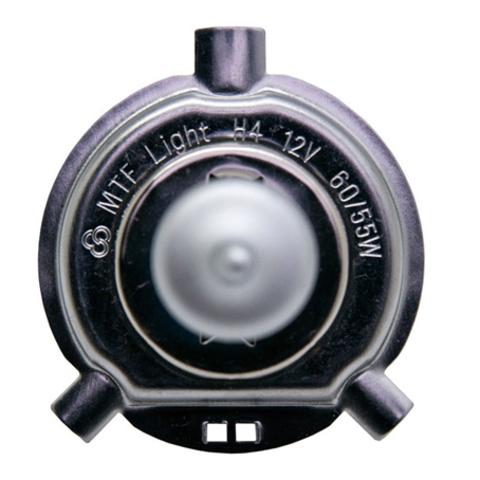 Галогеновые лампы MTF Light ARGENTUM +50% H4