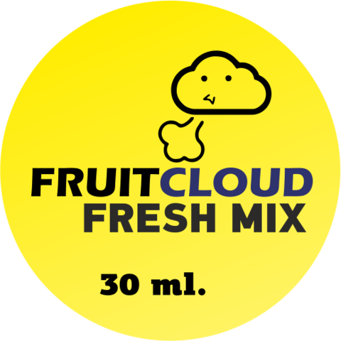 Премиум жидкость для электронных сигарет Fresh Mix, 6 мг