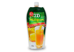 Пюре из манго 7D, 500г