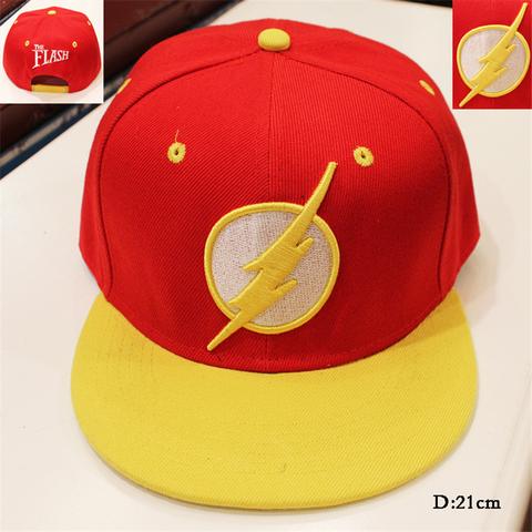 Baseball Marvel — The Flash