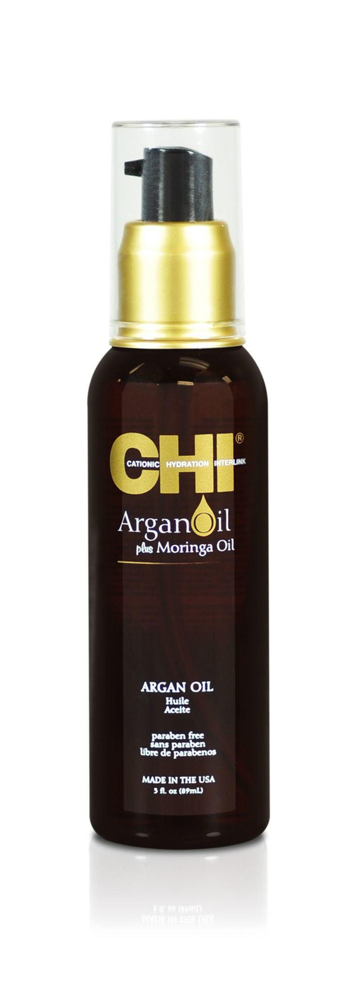 Масло для волос CHI с экстрактом масла Арганы и дерева Моринга  89 мл