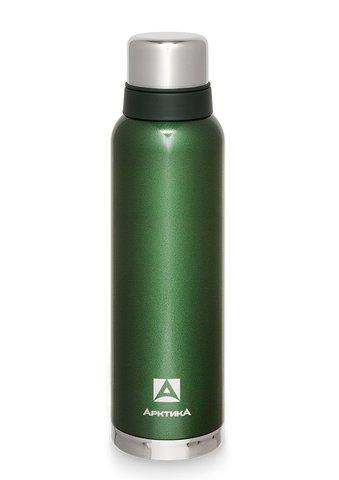Термос бытовой «Арктика» вакуумный, зеленый 1600 мл