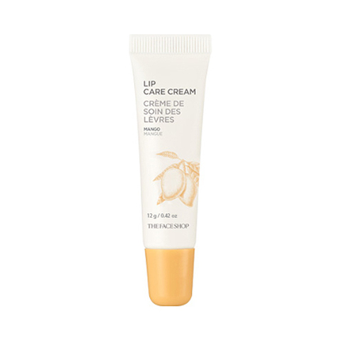 Бальзам для губ Lip Care Cream Mango от The Face Shop