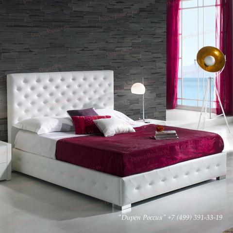 Кровать Dupen (Дюпен) 636 ALMA