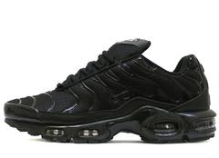 Кроссовки Мужские Nike Air Max  Plus (TN) All Black