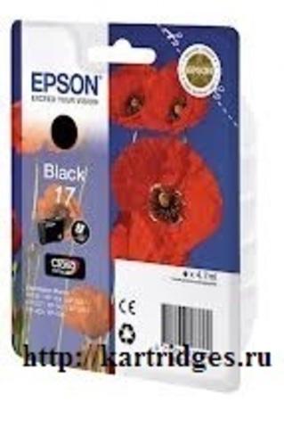 Картридж Epson C13T17014A10