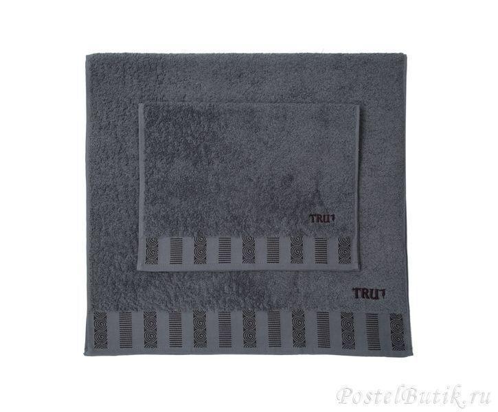 Наборы полотенец Набор полотенец 5 шт Trussardi Master антрацит komplekt-polotenets-master-ot-trussardi-grey-1.jpg