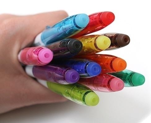 Стираемые маркеры Pilot FriXion Colors