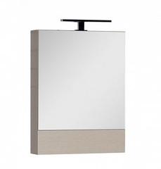 Зеркало-шкаф Aquanet Нота 58 дуб светлый