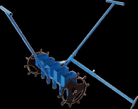 Сеялка универсальная ручная «Пахарь» С5-2