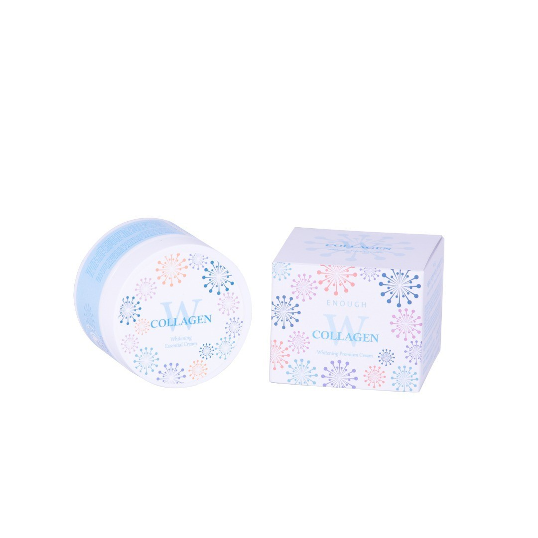 Осветляющий премиум-крем для лица с морским коллагеном ENOUGH W COLLAGEN Whitening Premium Cream, 50
