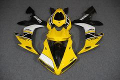 Комплект пластика для мотоцикла Yamaha YZF-R1 04-06 Limited 50th желтый