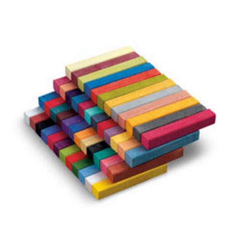 """Пастель 48 цветов """"Chalk pastels"""""""