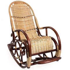 Кресло-качалка Ведуга