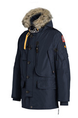 Пуховик Parajumpers Kodiak Navy (Тёмно-синий)