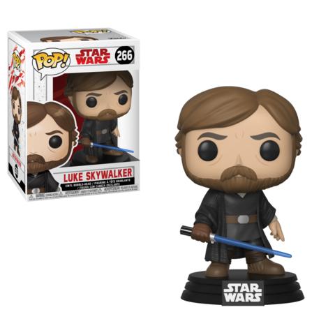 Funko POP! Bobble: Star Wars: The Last Jedi: Luke Skywalker (Final Battle)
