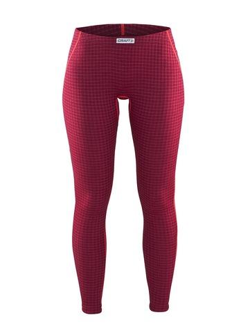Термобелье кальсоны Craft Warm Wool женские Red