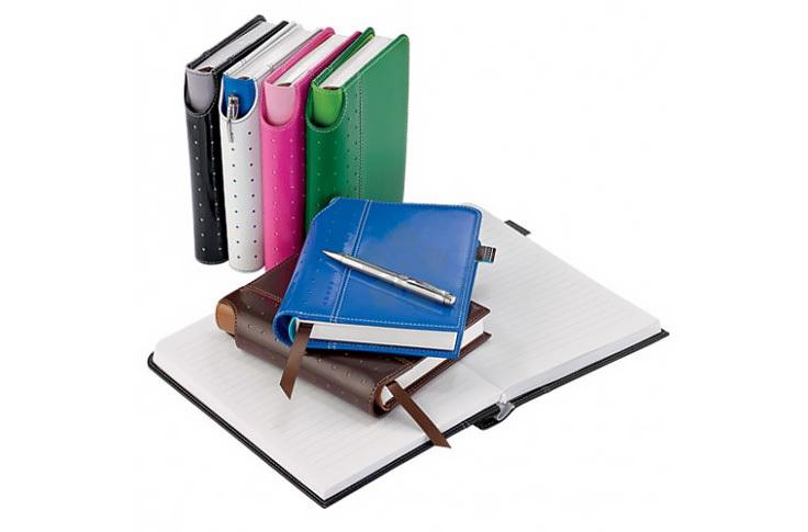 Записная книжка Cross Journal Signature, 250 страниц в линейку, ручка 3/4 в комплекте