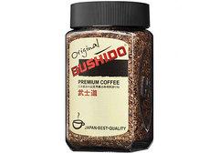 Кофе растворимый BUSHIDO Original, 100г