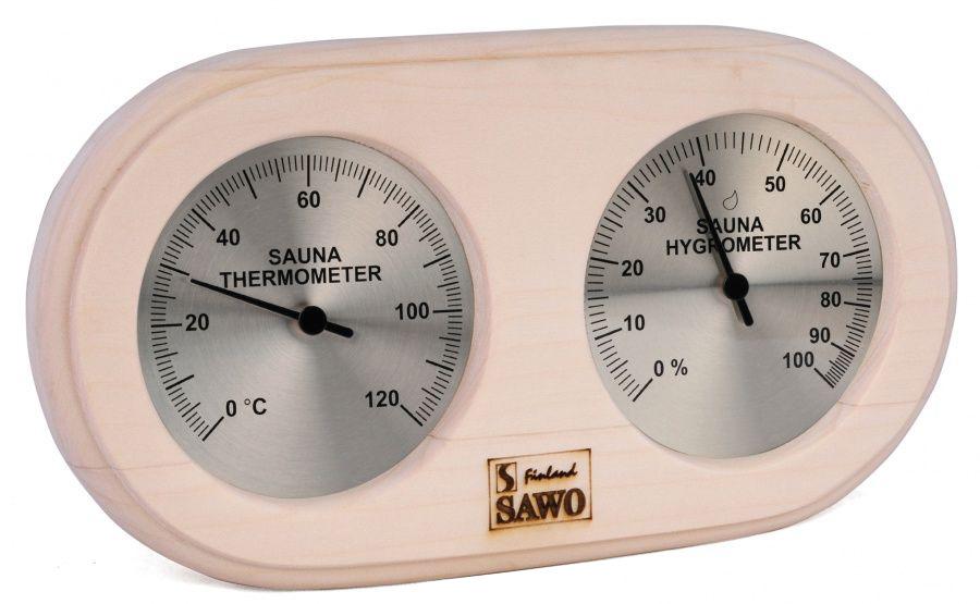 Термометры и гигрометры: Термогигрометр SAWO 222-THА цена