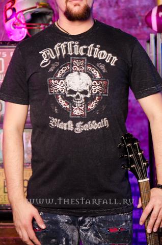 Футболка Affliction Black Sabbath 36101