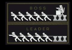 """Постер """"Лидер"""""""