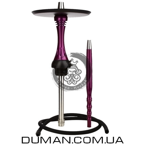 Кальян Alpha Hookah Model X | Шахта Purple