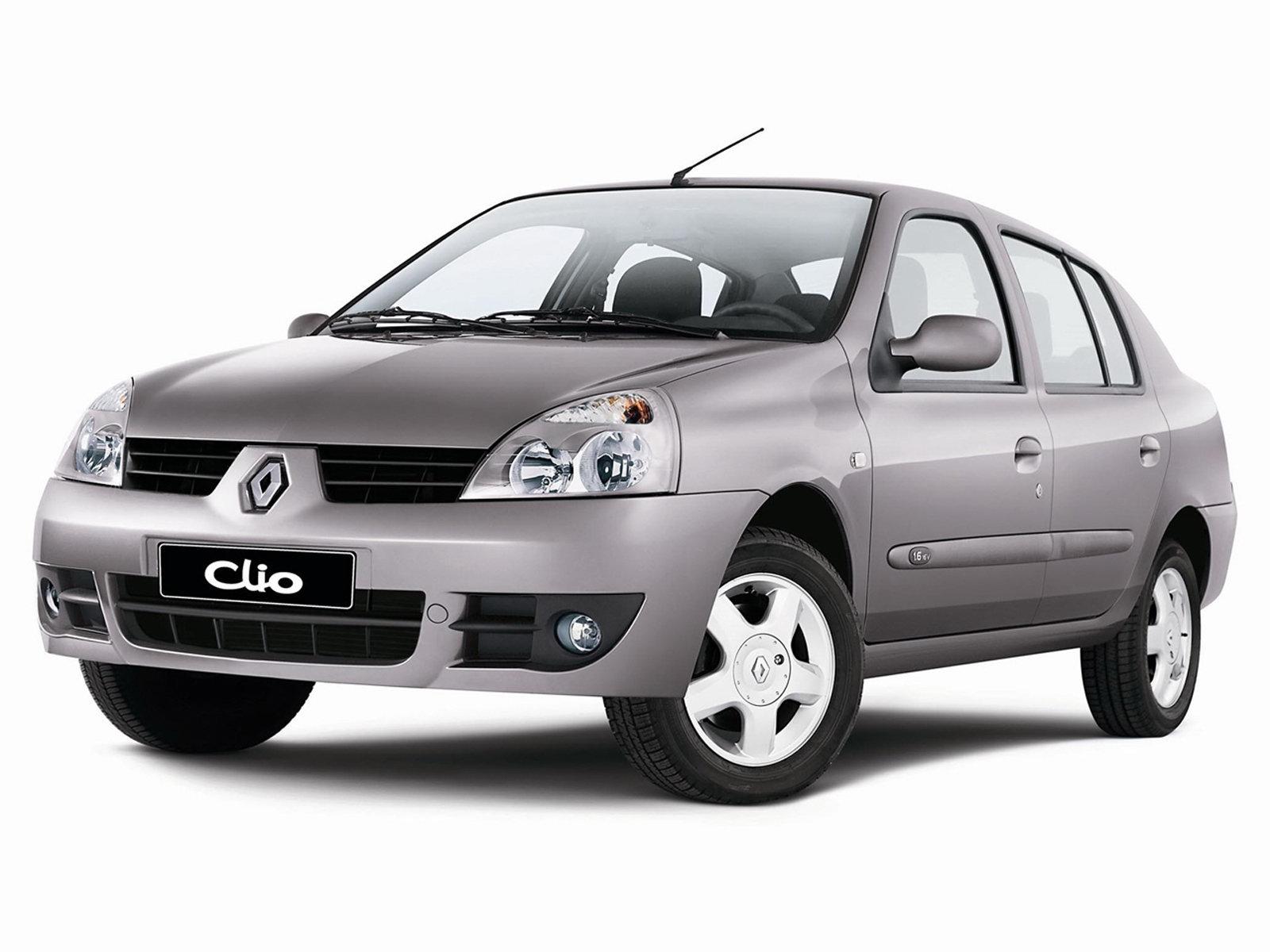 RENAULT Clio Simbol 2000->