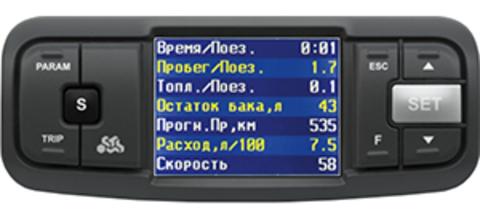 Универсальный бoртовой компьютер Multitronics TC 740