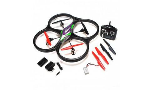 Радиоуправляемый вертолет (квадрокоптер) WL Toys V333