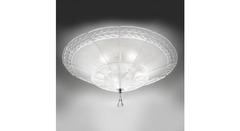 Italamp 671 65 Satin NK — Потолочный накладной светильник
